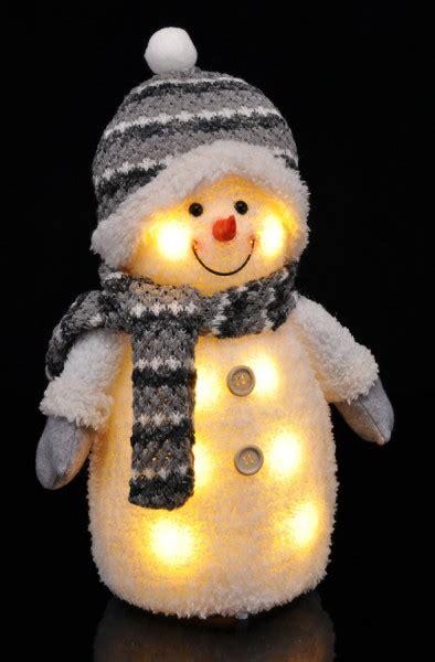 deko beleuchtung deko schneemann led beleuchtung licht weihnachten