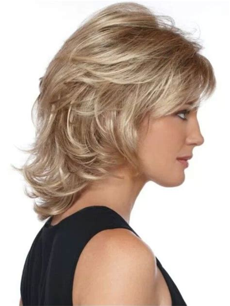 best 50 s hairstyle for lightly layeed shoulder length hair 21 best hairstyles for women in their 50 s images on