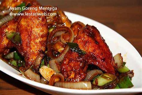 cara membuat mie ayam dalam bahasa inggris kumpulan resep asli indonesia ayam goreng mentega share