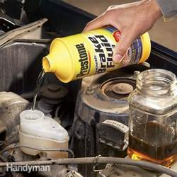 How To Flush Brake System Fluid Changing Brake Fluid The Family Handyman