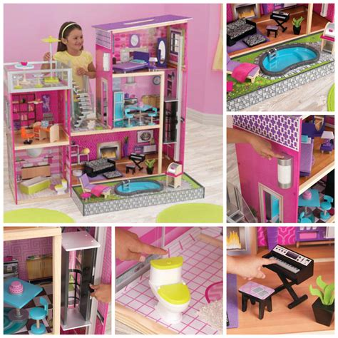 uptown doll house uptown dollhouse by kidkraft review
