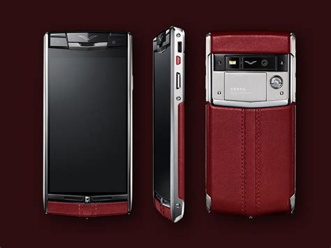 vertu phone what it s like to use a 10k phone with a
