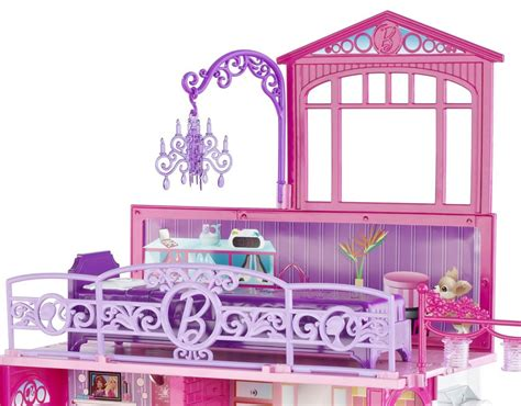 Barbie Glam Vacation House Amazon Co Uk Toys Games