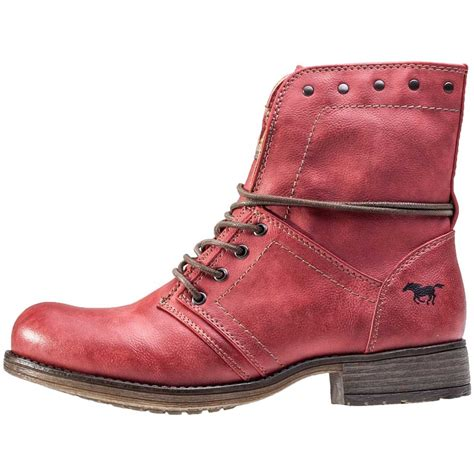 mustang ankle boot womens ankle boots in