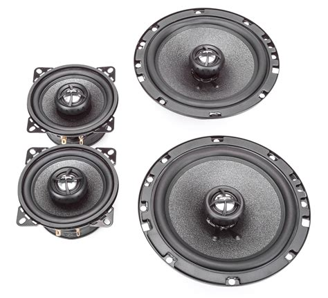 Isuzu Rodeo Speakers New Skar Audio 4 Quot 6 5 Quot Complete Speaker Pkg For 2002 03