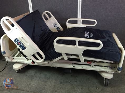 stryker bed stryker secure ii fully electric hospital bed with scale