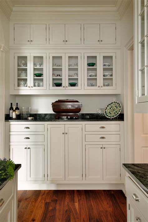 Built In Pantry Cabinet Butler Pantry Cabinets Traditional With Built In