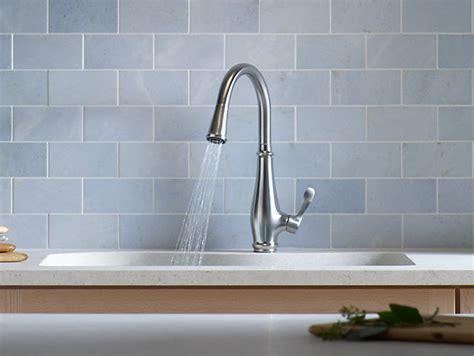 kohler cruette single hole or three hole kitchen sink k 780 cruette single handle kitchen sink faucet kohler