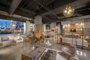 modern industrial home decor loft living downtown los angeles euro style home blog
