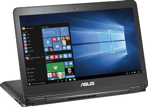 Asus Laptop Black Screen No Drive Light asus q303ua bsi5t21 2 in 1 13 3 quot touch screen laptop intel i5 8gb ram 1tb hdd black