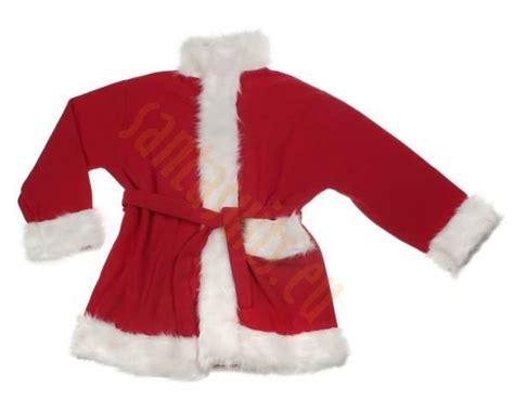 santa jacket and hat deluxe fleece santa suit set 3 parts santa suits