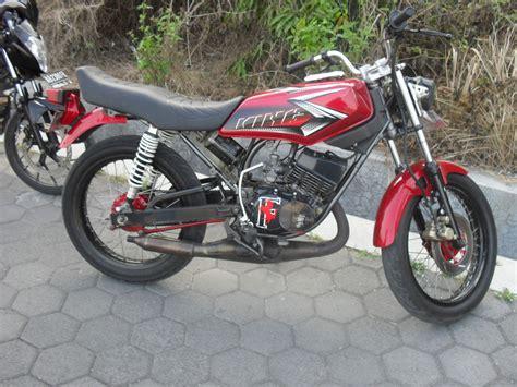 Rx King Hitam Modifikasi by Koleksi Modifikasi Motor Rx King Warna Hitam Terbaru