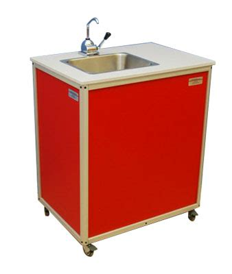 portable sinks for daycares single basin hand pump sink one
