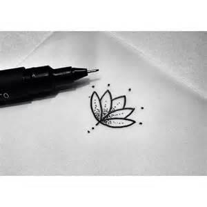 Tiny Lotus Minimalist L 243 Tus Minimalistflowers L 243 Tus Pinkbecker