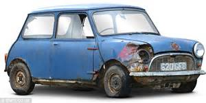 Red Barn Motors Morris Mini Minor Saloon Sale One Of Oldest Surviving