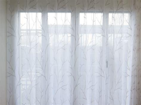 Transparente Gardinen Mit Muster by Weie Gardinen Mit Muster Cool Diossad Transparent