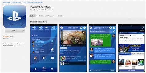 playstation 4 app playstation 4 app for iphone