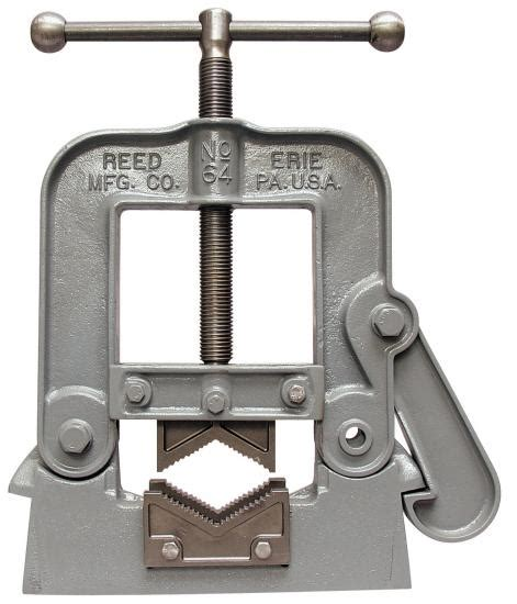Bench Products Online Yoke Pipe Vises Reed Manufacturing