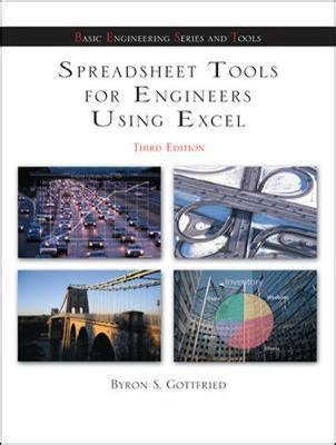 Spreadsheet Tools For Engineers Using Excel 2007 by Northwestmaster