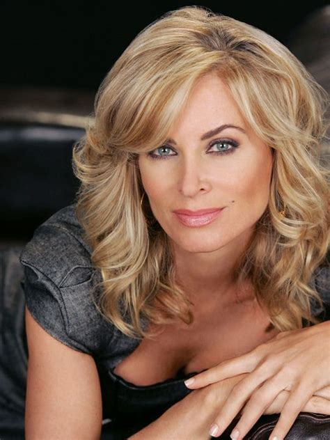 soap opera stars hair wigs men eileen davidson s hair has all 3 color cut and style