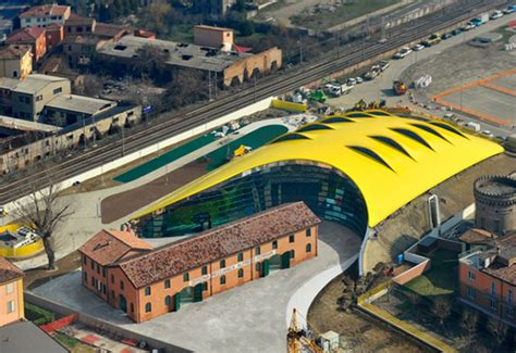 Enzo Ferrari Museum In Modena Italy Is Now Open