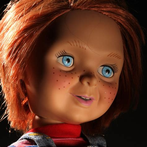 chucky s child s play chucky figure and replica doll pre orders by