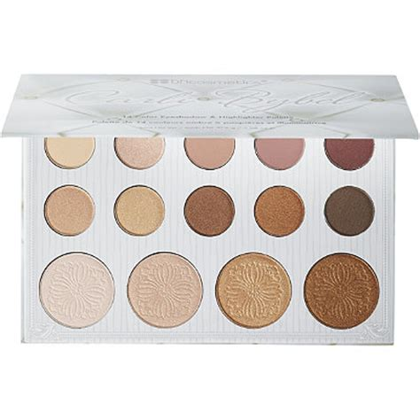 Sale Bh Carli Bybel 21 Color Eyeshadow Highlighter Palette house of
