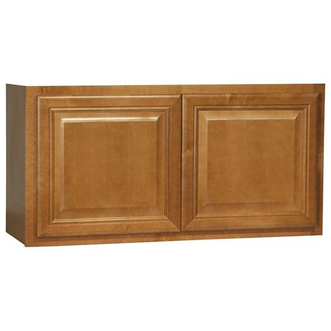 hton bay harvest cabinets hton bay cambria assembled 36x18x12 in wall bridge