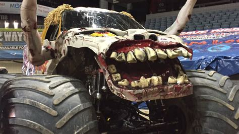 zombie monster jam truck monster jam 2016 kicks off friday in grand rapids wzzm13 com