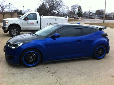hyundai veloster turbo blacked out best 25 hyundai veloster ideas on pinterest used