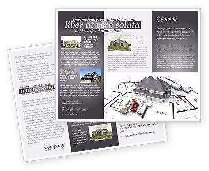 House Brochure Template by House Brochure Template Home Maintenance Brochures
