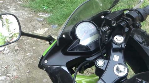 cbr bike green honda cbr 150r black green