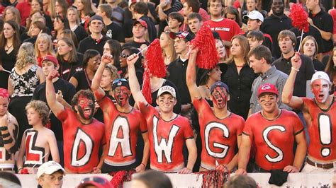 college sports fan 5 most annoying fan bases in college football