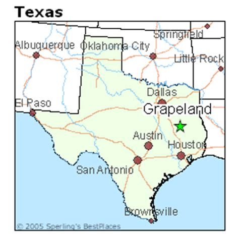 grapeland texas map best places to live in grapeland texas