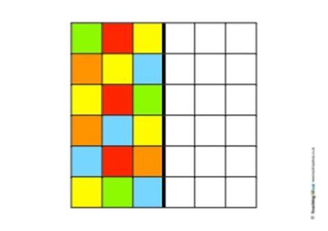 symmetry pattern games ks1 2d shape teaching ideas