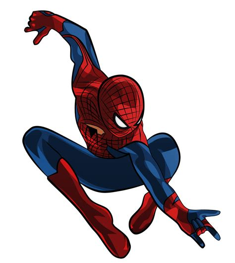 Marvel Superhero Wall Stickers ultimate spider man clipart clipart suggest