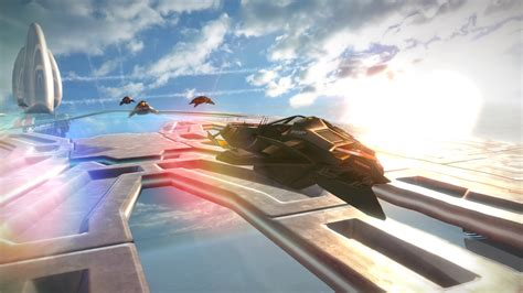 Wipeout Omega Collection Ps4 wipeout omega collection on ps4 official playstation