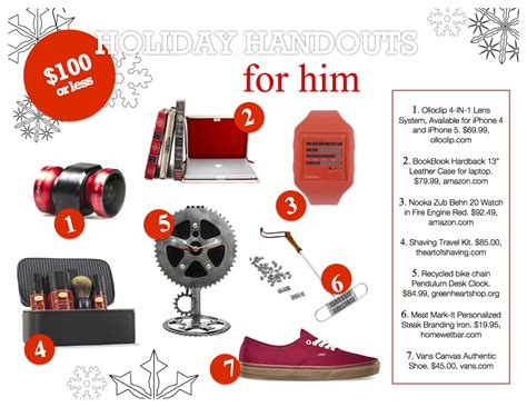 holiday gift guides the perfect gifts for him her and