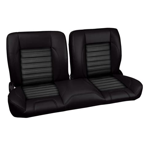 split bench seat tmi f 100 bench seat sport pro series split back black