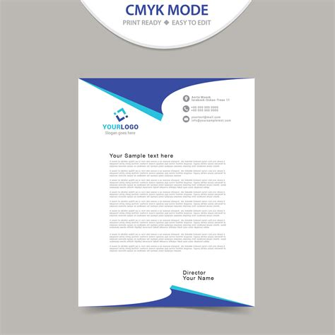 business letterhead business letterhead image collections cv letter