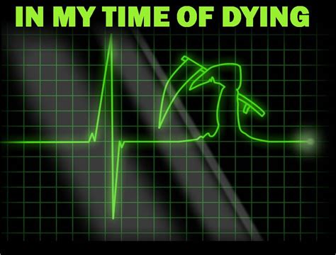 is my dying in my time of dying paranormal