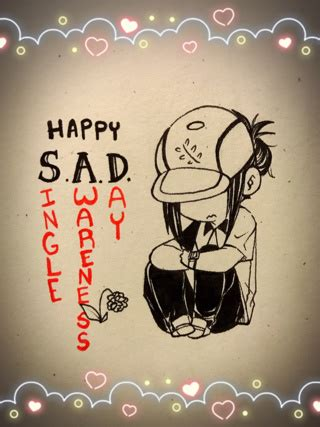 valentines day sad single drawings on paigeeworld pictures of single