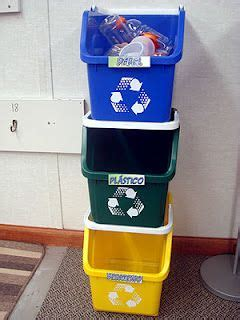 classroom     recycling center