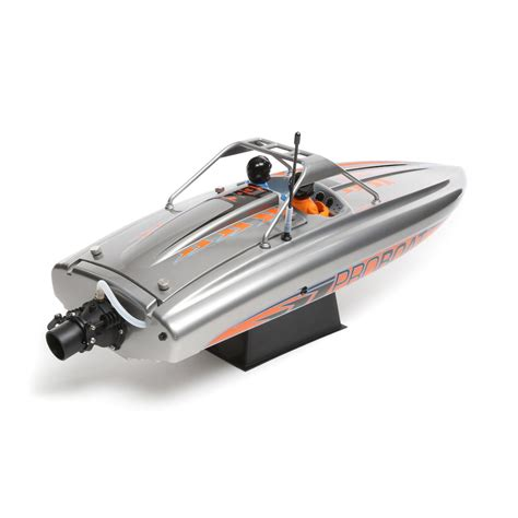 bateau rc jet boat proboat river jet boat 23 inches r c rtr self righting