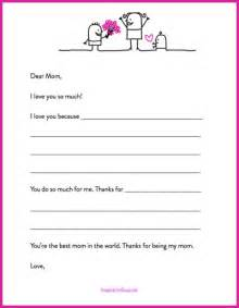 thank you letter to mom for mother s day here s a quick mother s day printable letter template letters to mom amp dad mad libs 040732 details rainbow