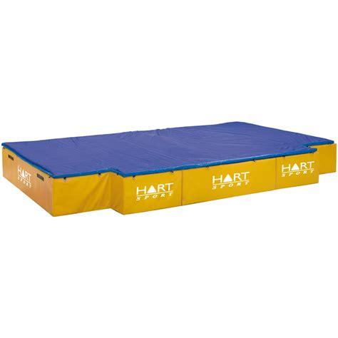 High Jump Mats by Hart Cut Out High Jump Mat 700 Hart Sport