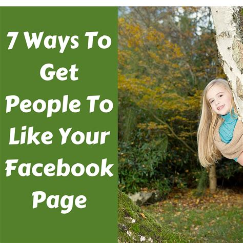 7 Ways To Secure Your Page by 7 Ways To Get To Like Your Page