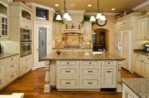 32 spectacular white kitchens with honey and light wood kitchen island unit shabby country style by glenndesigns1