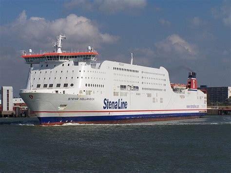biggest ferry boat in the world the biggest ferry in the world in 2011 stena hollandica