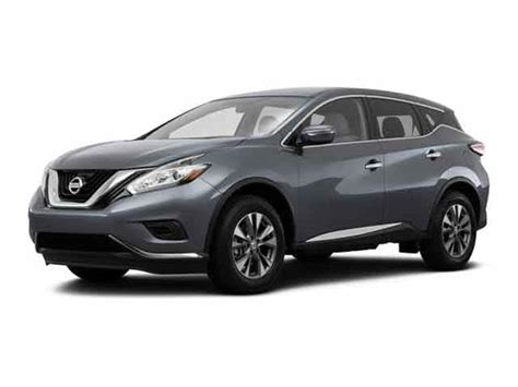 nissan murano 2017 grey used 2017 nissan murano for sale pricing features